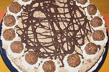 Feine Rocher - Torte 25