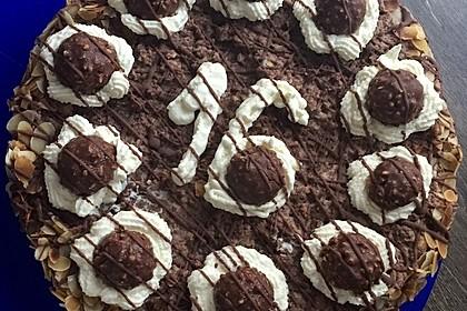 Feine Rocher - Torte 18