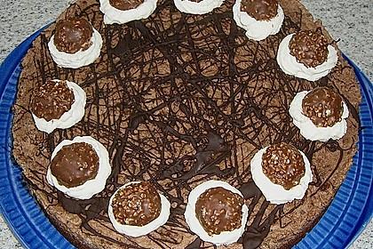 Feine Rocher - Torte 7