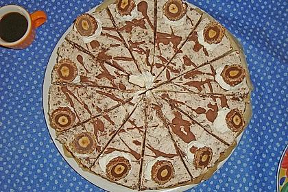 Feine Rocher - Torte 41