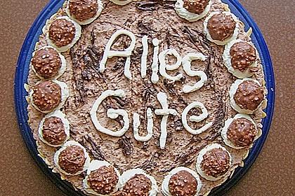 Feine Rocher - Torte 33