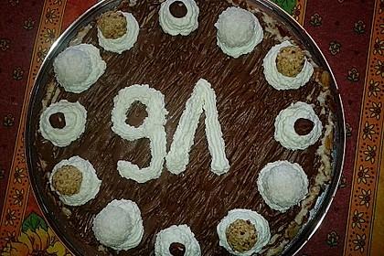 Feine Rocher - Torte 30