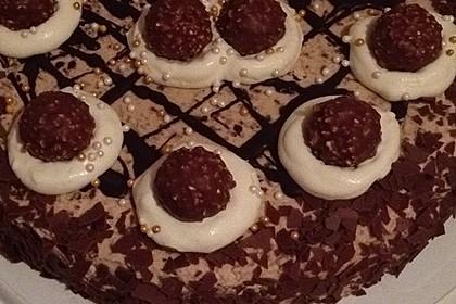 Feine Rocher - Torte 19