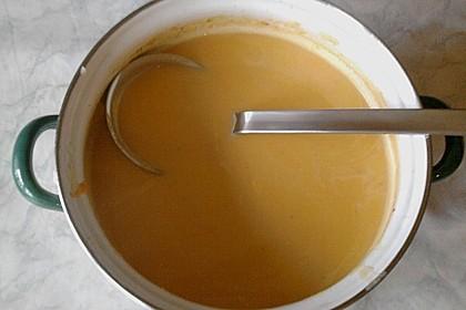 Süßkartoffelsuppe 13