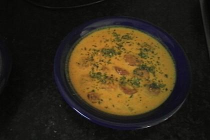 Süßkartoffelsuppe 12