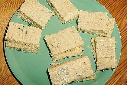 Polenta - Käse - Eckchen 1