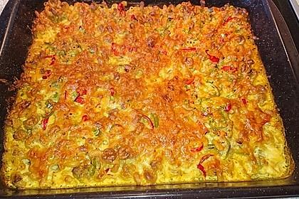 Chili-Cheese Nudelauflauf 1