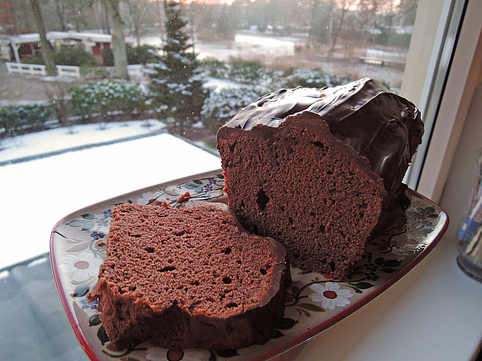 Veganer Schokoladenkuchen Von Melly Chefkoch De