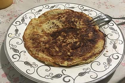 Pfannkuchen mit Chia-Samen 8