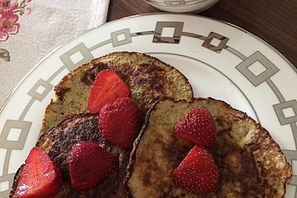 Pfannkuchen mit Chia-Samen 6