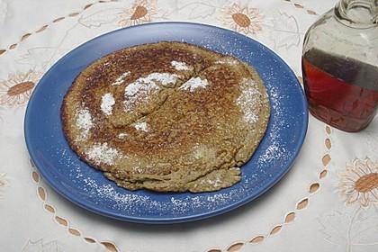 Pfannkuchen mit Chia-Samen 11