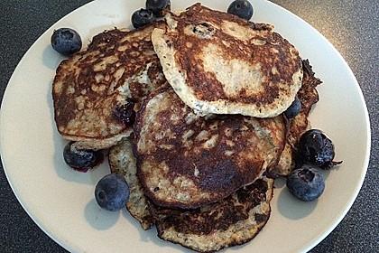 Pfannkuchen mit Chia-Samen 2
