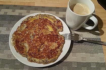 Pfannkuchen mit Chia-Samen 7