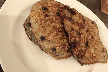 Pfannkuchen mit Chia-Samen 12