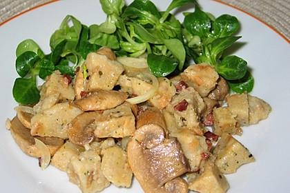 Semmelknödel-Salat (Bild)