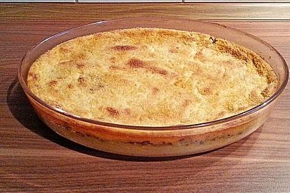 Libanesischer Kartoffelkuchen