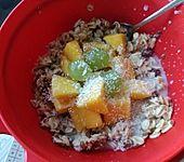 Mango-Oats (Bild)