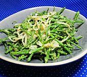 Queller-Mungobohnensprossen-Salat (Bild)