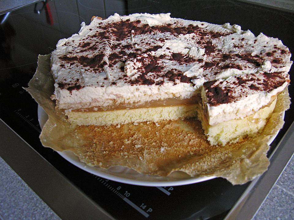 Apfel Keks Sahne Kuchen Von Bross Chefkoch De
