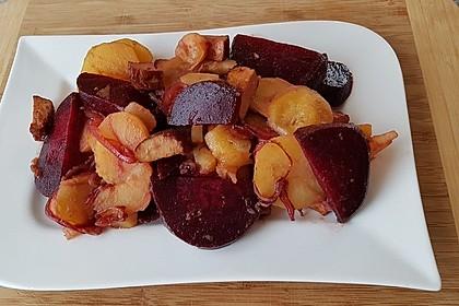 Rote-Bete-Kartoffelsalat