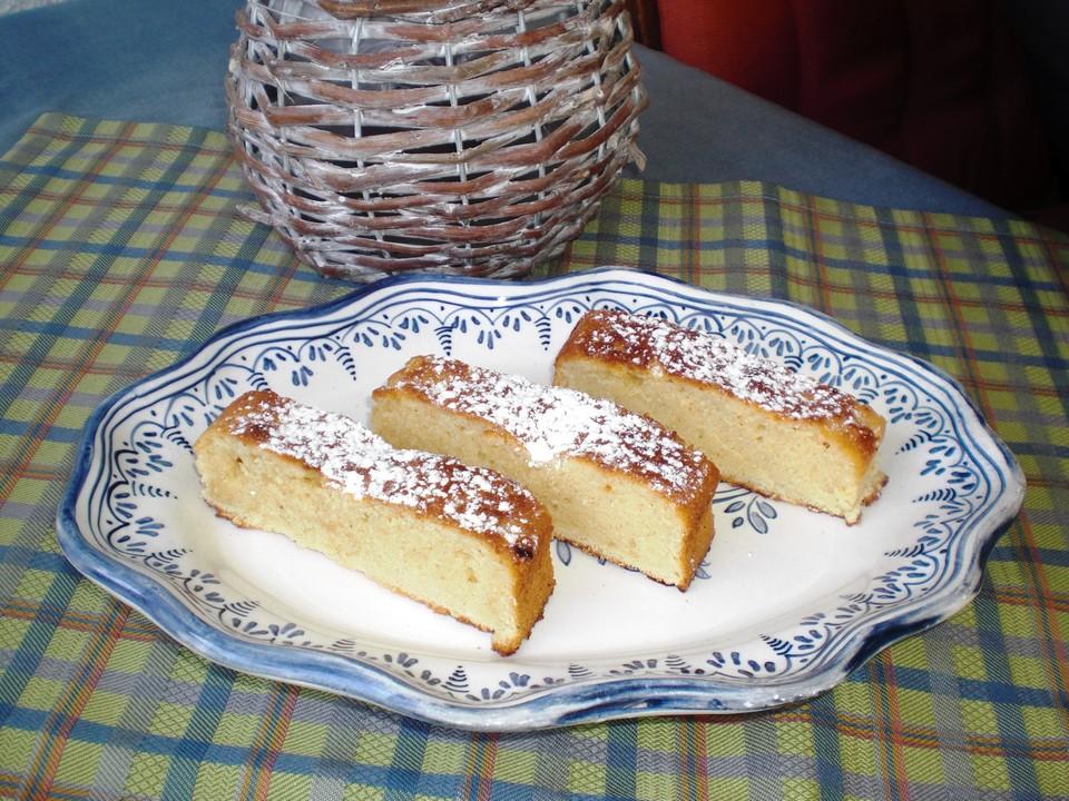 Russischer Kondensmilchkuchen