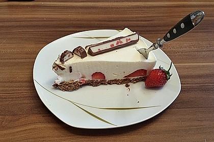Philadelphia Torte Erdbeer-Schoko 2