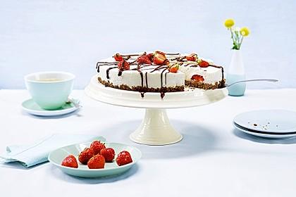 Philadelphia Torte Erdbeer-Schoko