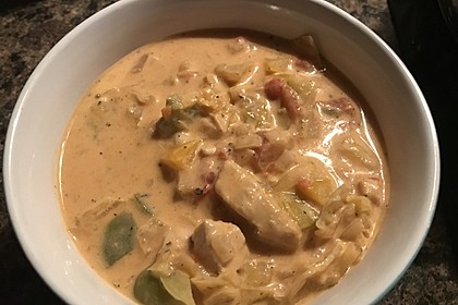 Gyrossuppe low carb 6