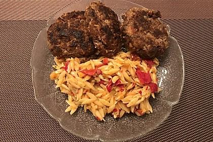 Griechischer Kritharaki-Salat 8