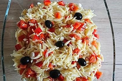 Griechischer Kritharaki-Salat 12