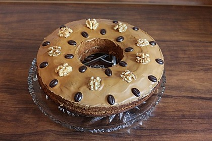 Kaffee-Walnuss-Kuchen 2