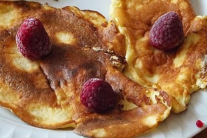 Kleine Pfannkuchen 1