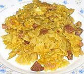 Nudel-Salami-Pfanne (Bild)
