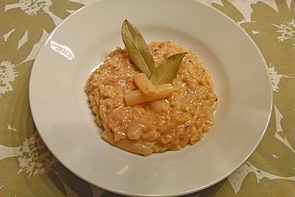 Spargel-Parmesan-Risotto 1