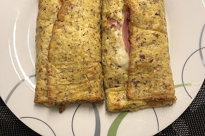 Low Carb Käse-Schinken-Röllchen 14