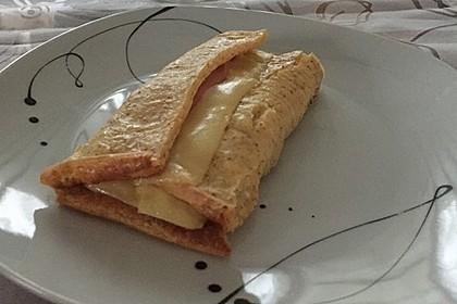 Low Carb Käse-Schinken-Röllchen 7