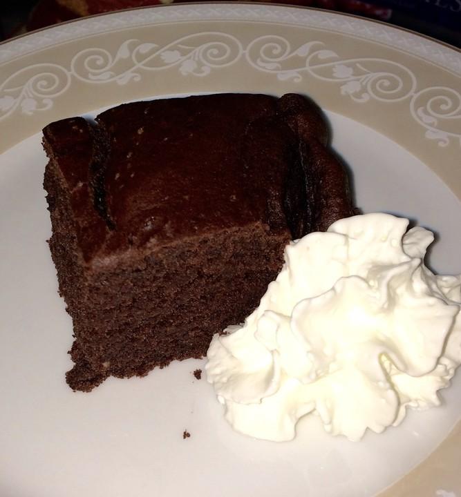 Saftiger Schokoladenkuchen Death By Chocolate Leicht Herb Von