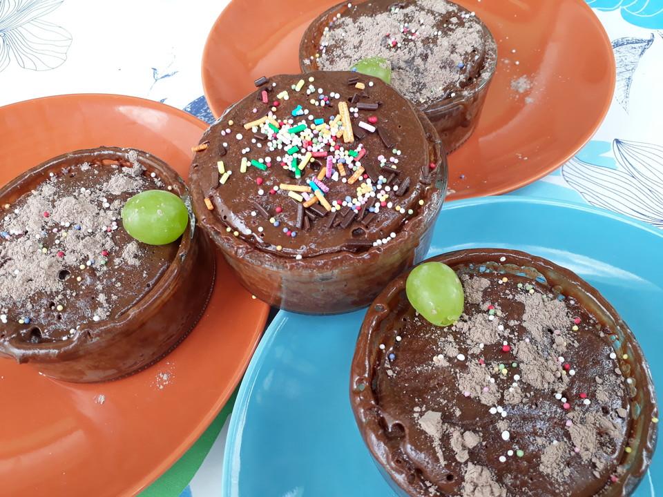 Schnelle Tassenkuchen Mit Nutella Von Nl89 Chefkoch De
