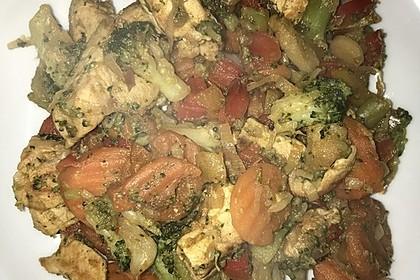 Puten-Gemüse-Pfanne 17