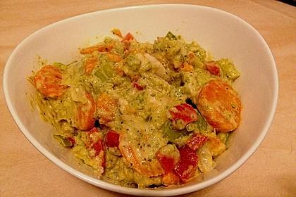 Puten-Gemüse-Pfanne 12