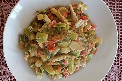 Puten-Gemüse-Pfanne 7
