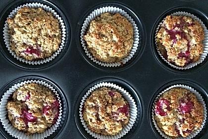 Frühstücksmuffins ohne Mehl und Zucker 2
