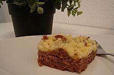 Preussischer Schwarz Weiss Kuchen Mit Streuseln Von Coconutcookie