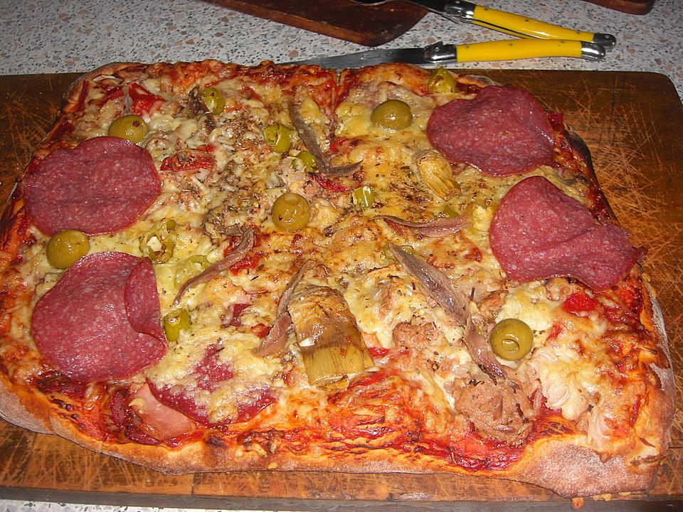 Schnelle Pizza Von Dieterwoll Chefkochde