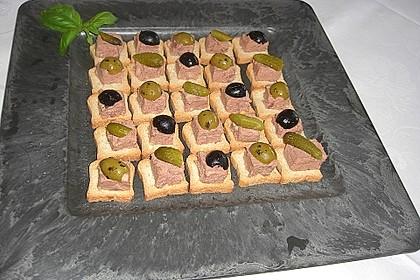 Französische Pâté / Fleischterrine