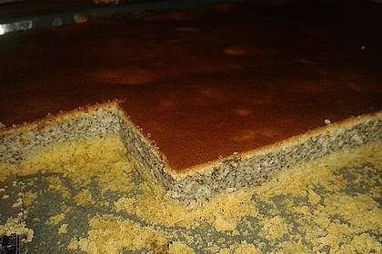 Thüringer Mohnkuchen ohne Grieß