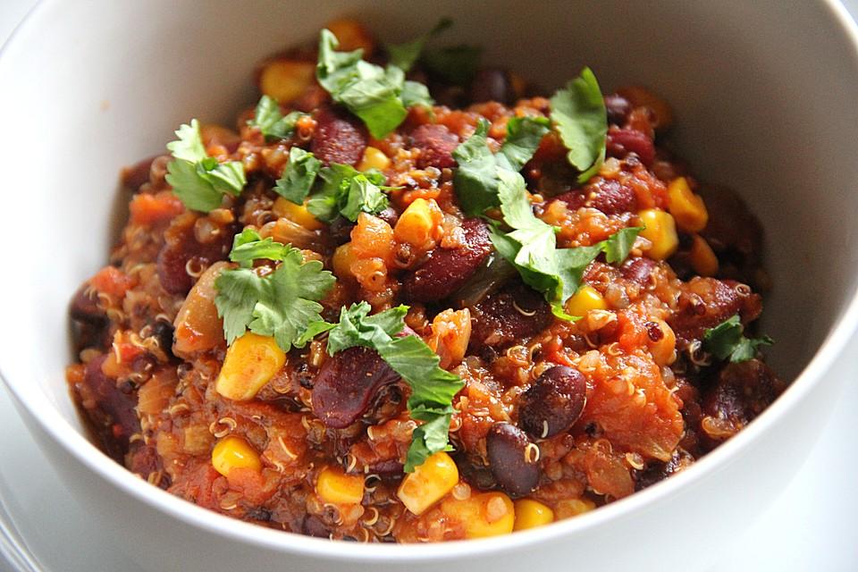 Chili Con Quinoa Von Dietante Chefkoch