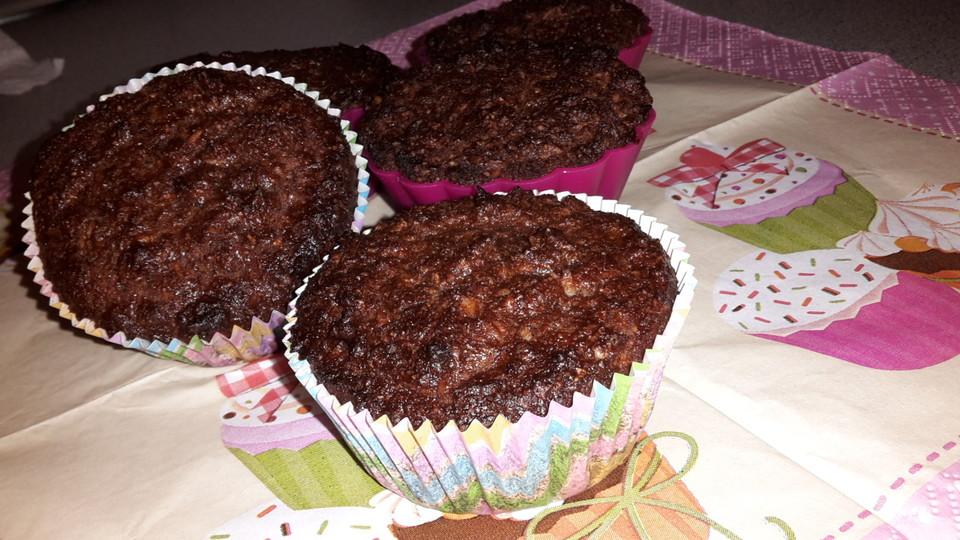 Schoko Kokos Muffins Von Steffkegroth Chefkoch De