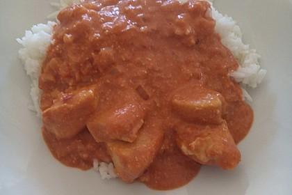 Indisches Butter Chicken aus dem Ofen 120