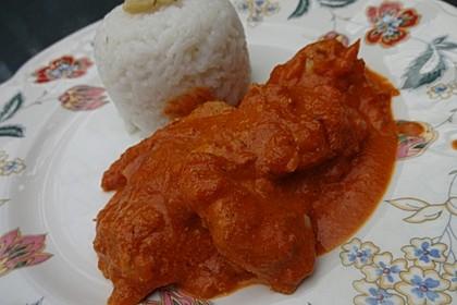 Indisches Butter Chicken aus dem Ofen 45